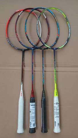 Raket badminton bulutangkis victor