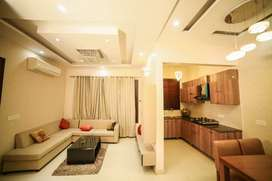 2bhk ready to move flat on national highway