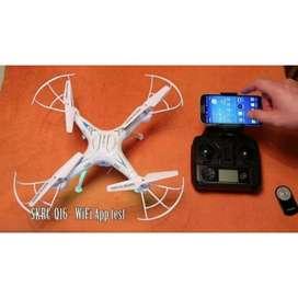 Drone SHKAI Q16 WIFI Bisa Langsung Foto Rekam Video Di Hp