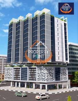 Office Space Is Up For Sale On Booking On Shahra E Faisal Road
