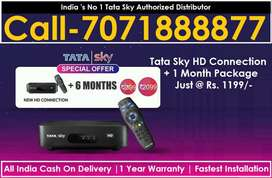 ಲಾಸ್ಟ್ ಬ್ರಿಸ್ Tata Sky HD Connection- Airtel DTH Dish Tatasky D2H