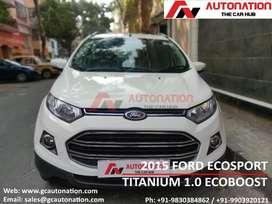 Ford Ecosport 2013-2015 1.0 Ecoboost Titanium, 2015, Petrol