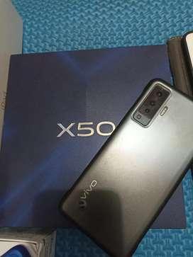 Vivi X50 8/128 garansi masih 11 bulan