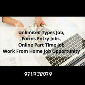 Kindly inform you for part time work at home based