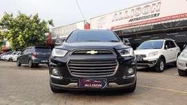 Chevrolet New Captiva 2017 Ltz Diesel