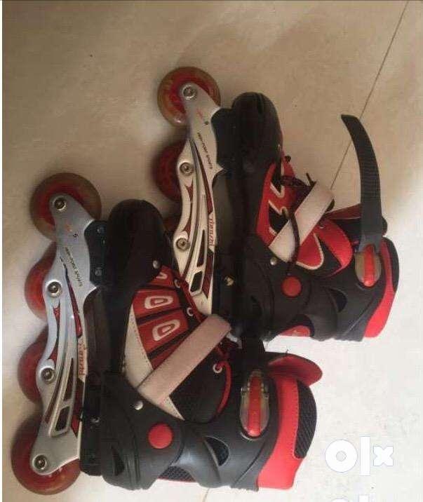 Roller blade skates size 8