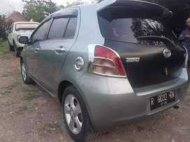 Toyota Yaris E siap pake