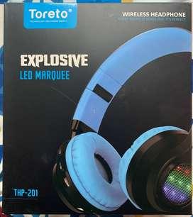 Toreto Explosive Wireless Headphone