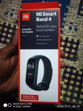 Brand new MI Smart Band 4