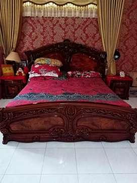 Dijual set tempat tidur