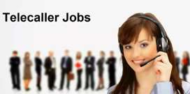Female Tele caller required for construction company.