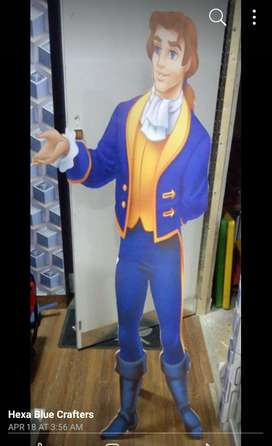 Cutouts for birthday parties