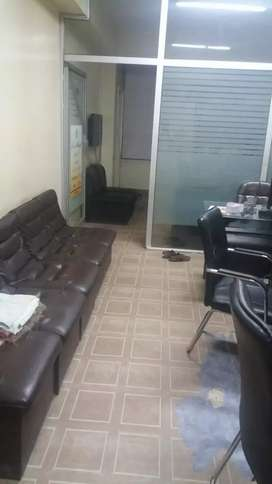 Blue area office 400 square feet for Rent prime location