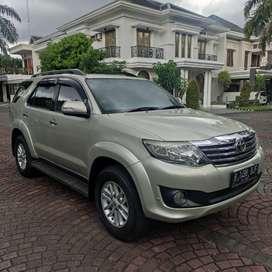 Fortuner 2.5G Diesel at 2011 OrisiniL Pajak Panjang bs Kredit Murah