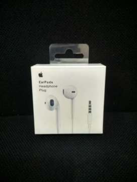 EARPODS ORIGINAL IPHONE 5,6,6+