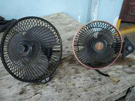 Fans for vehicle