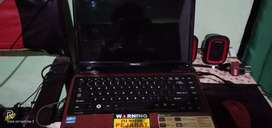 Laptop toshiba L745
