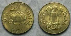 rare old lotus coin available for sale