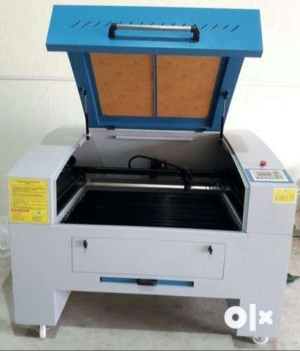 Laser cutting and Engraving machine 0