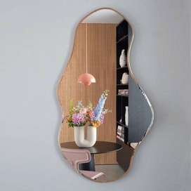 Aesthetic Decorate Mirror
