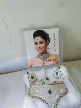 Diamond Women jewellery set