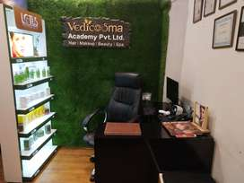 LADIES SALON WITH BUSINESS WITH CLIENTS NUMBERS FOR SALE IN MIRA ROAD