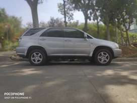Harrier 3.0 super mulus top condition