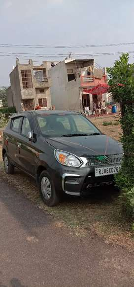 Insurance first party 3 sal Ka Alto 800 LXI fully acessories complete