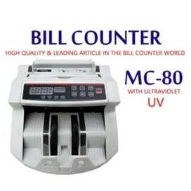 COD MESIN HITUNG UANG GOLDSCAN MC-80 BILL COUNTER MC-80  MG