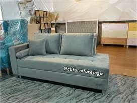 Sofa santai ready stock