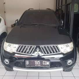 Mitsubishi Pajero Sport Exceed AT 2010