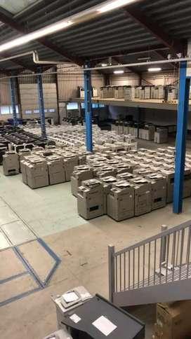 Mesin fotocopy digital portabel, medium dan Haig speed multifungsi