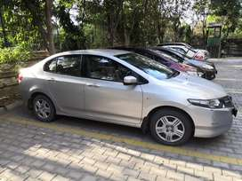 Well maintained Honda City owned by bank