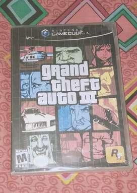 GTA 3 game cd
