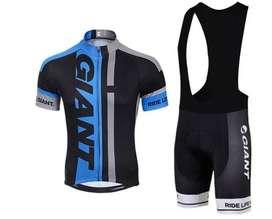 Gratis Ongkir COD - JerSet Sepeda Roadbike Giant Life SS