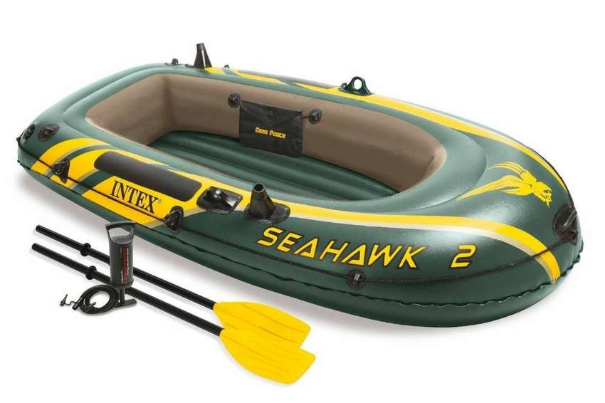 SEAHAWK 2 Inflatable Boat 0