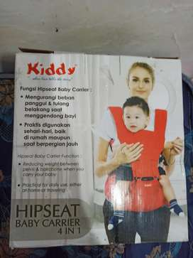 Kiddy Hipseat Baby Carrier (Gendongan Bayi) BARU