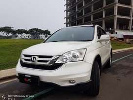 Honda crv 2.4 at 2010 km 90 angsuran 3,7