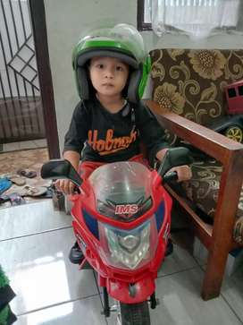 Motor aki untuk anak usia 2-5 tahun