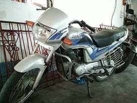 Hero Honda Passion Plus @ 18000