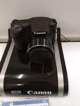 Camera Canon Still Black