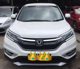 Crv 2.4cc th 2015 cakepp