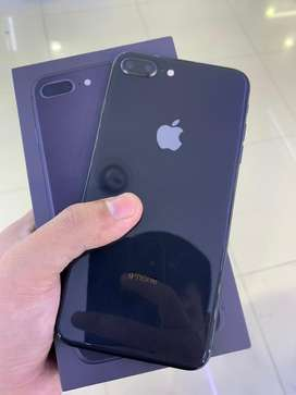 iPhone 8+ 256gb Gray Second