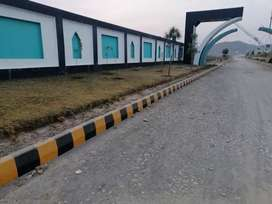 Plots For Sale On Installments In New City Kaka Sahib Road Nowshera.