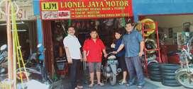 Lowongan Mekanik Bengkel Lionel Jaya Motor