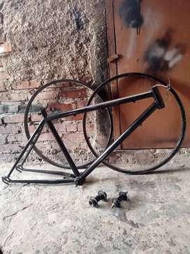 Dijual rangka sepeda fideral