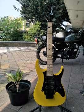 Gitar ibanez rg series 350 pu gnb korea