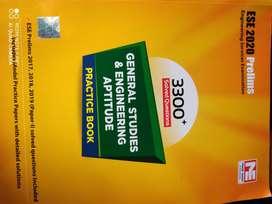 Pratice book of engineering aptitude and general studies for Govt Job