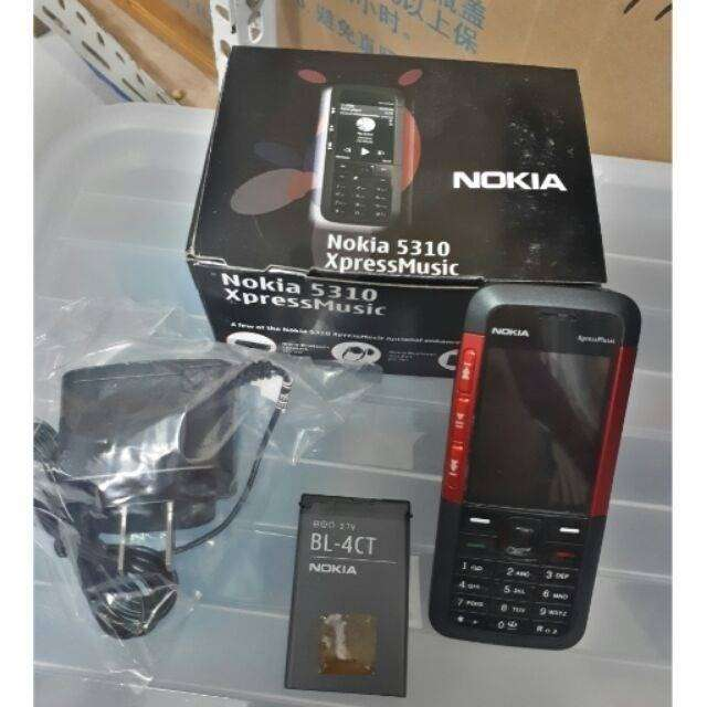 Nokia Express Music 5310 Box Pack || Delivery All Pakistan