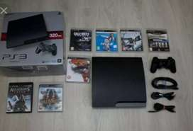 Ps3 Console in excellent condition with accessories for sale